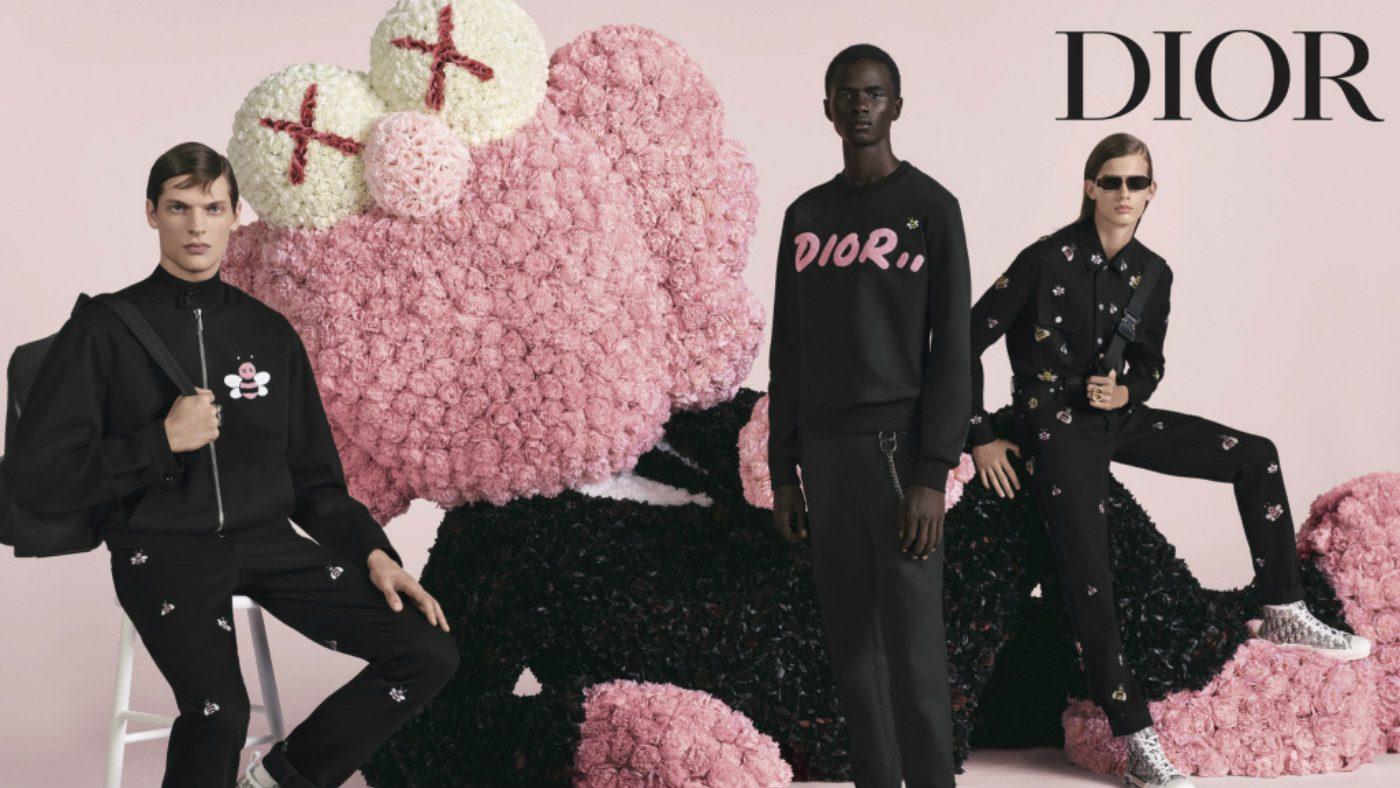 Mame Moda Dior Homme adv SS19, gli scatti di Meisel. Scatto Campagna SS19 Dior