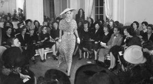 Mame Moda Trend inverno 2018, la stampa animalier. Dior 1947