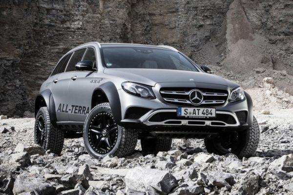 Mercedes Classe E All Terrain 4x4²