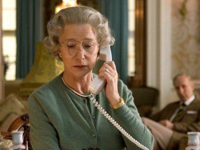 La storia al cinema (e in tv): Elisabetta II interpretata da Helen Mirren