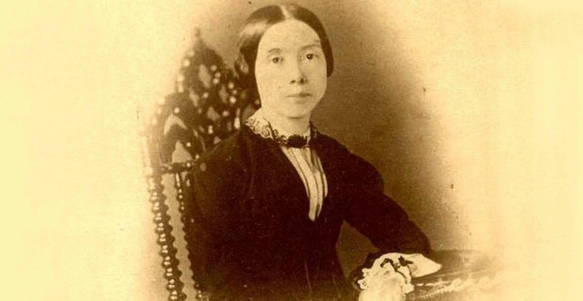 Emily Dickinson - La famosa poetessa nasceva oggi.