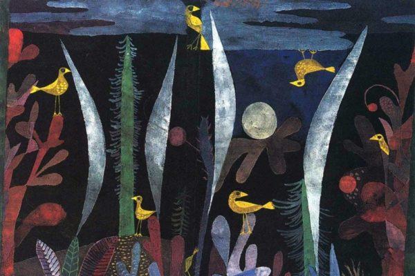 Mame arte PAUL KLEE: ALLE ORIGINI DELL'ARTE AL MUDEC opera1