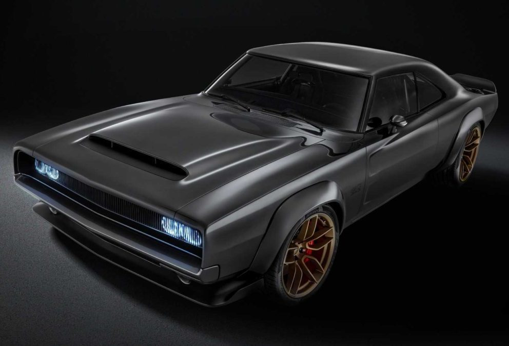 DODGE SUPER CHARGER: AL SEMA CON 1000 CV