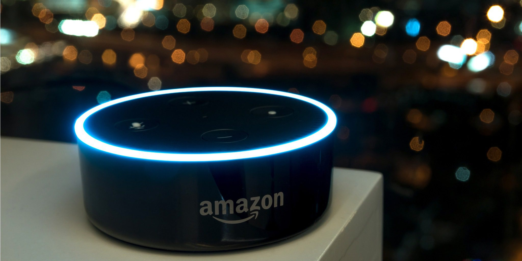 Amazon Echo Dot con Alexa