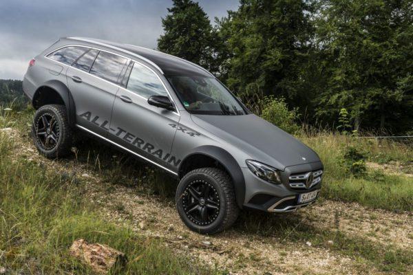 Suv Mercedes All-Terrain