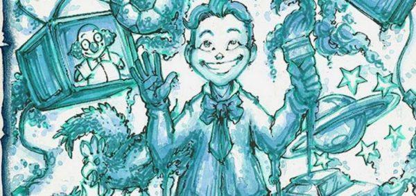Un dettaglio del fumetto sull'autismo realizzato da Alessandro Caligaris