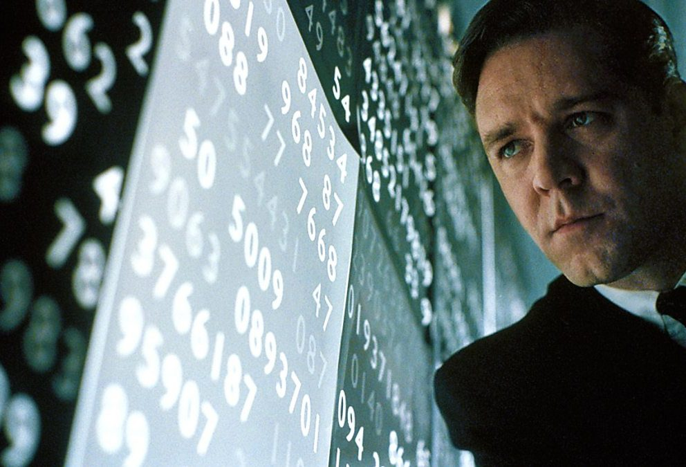 A BEAUTIFUL MIND – STASERA IN TV UNA STORIA VERA