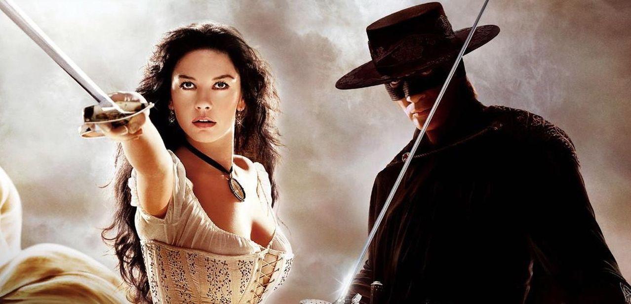 La maschera di Zorro - Stasera in tv.