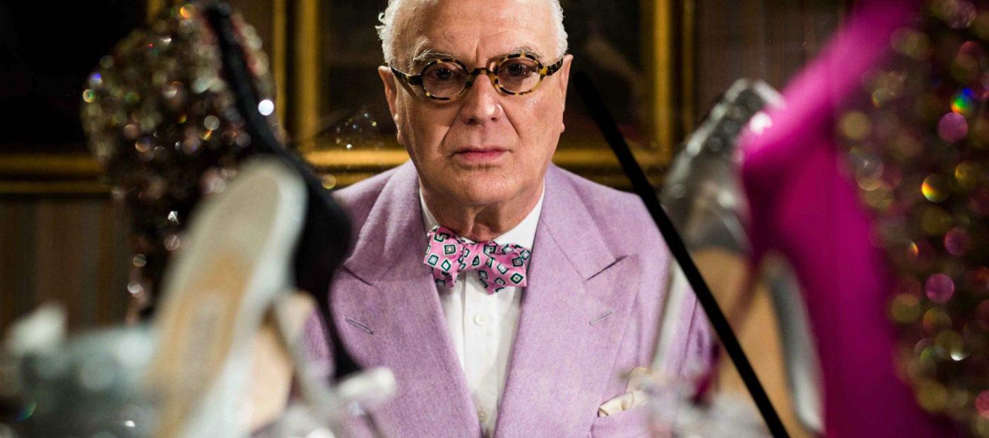 Manolo Blahnik, il baronetto della regina compie gli anni oggi