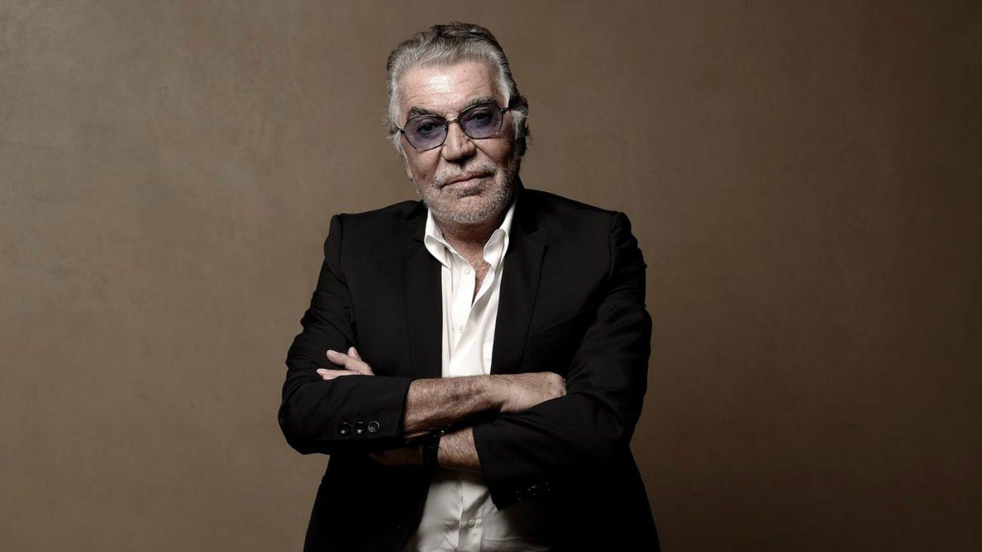 Roberto Cavalli - auguri artista della moda. Roberto cCavalli