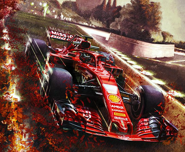 mame-mostra-motori-ferrari-the-art-of-racing-lucca-comics-popart