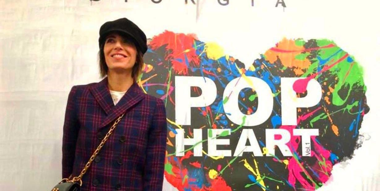 """GIORGIA SEGUE IL CUORE CON L' ALBUM """"POP HEART"""""""