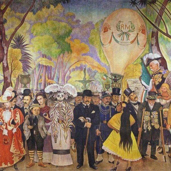 L 8 Dicembre 1886 Nasceva Diego Rivera Pittore Artista E Muralista Messicano Mam E