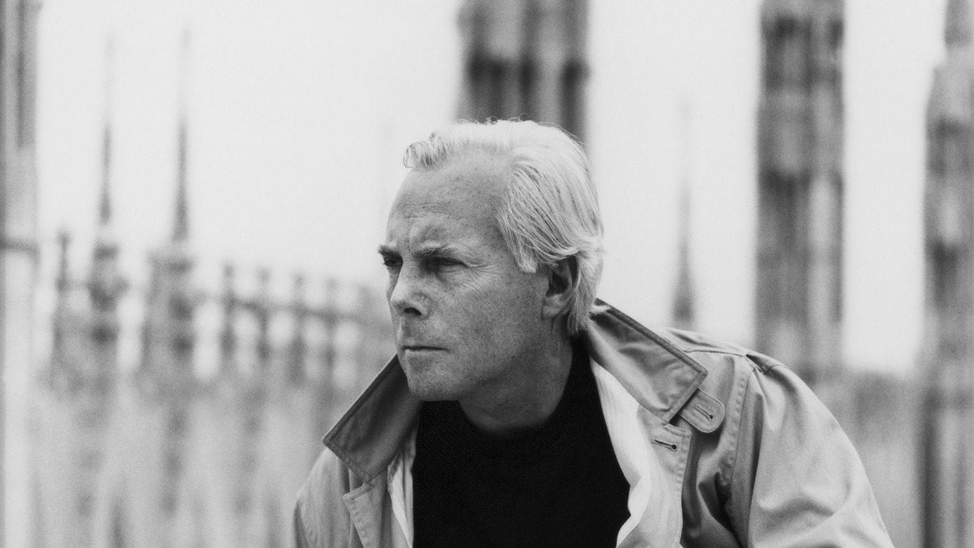 Armani collezione co-ed a febbraio. Giorgio Armani