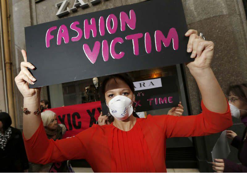 Carta ONU sul clima, firmano i marchi di moda. Slogan Fashion Victim
