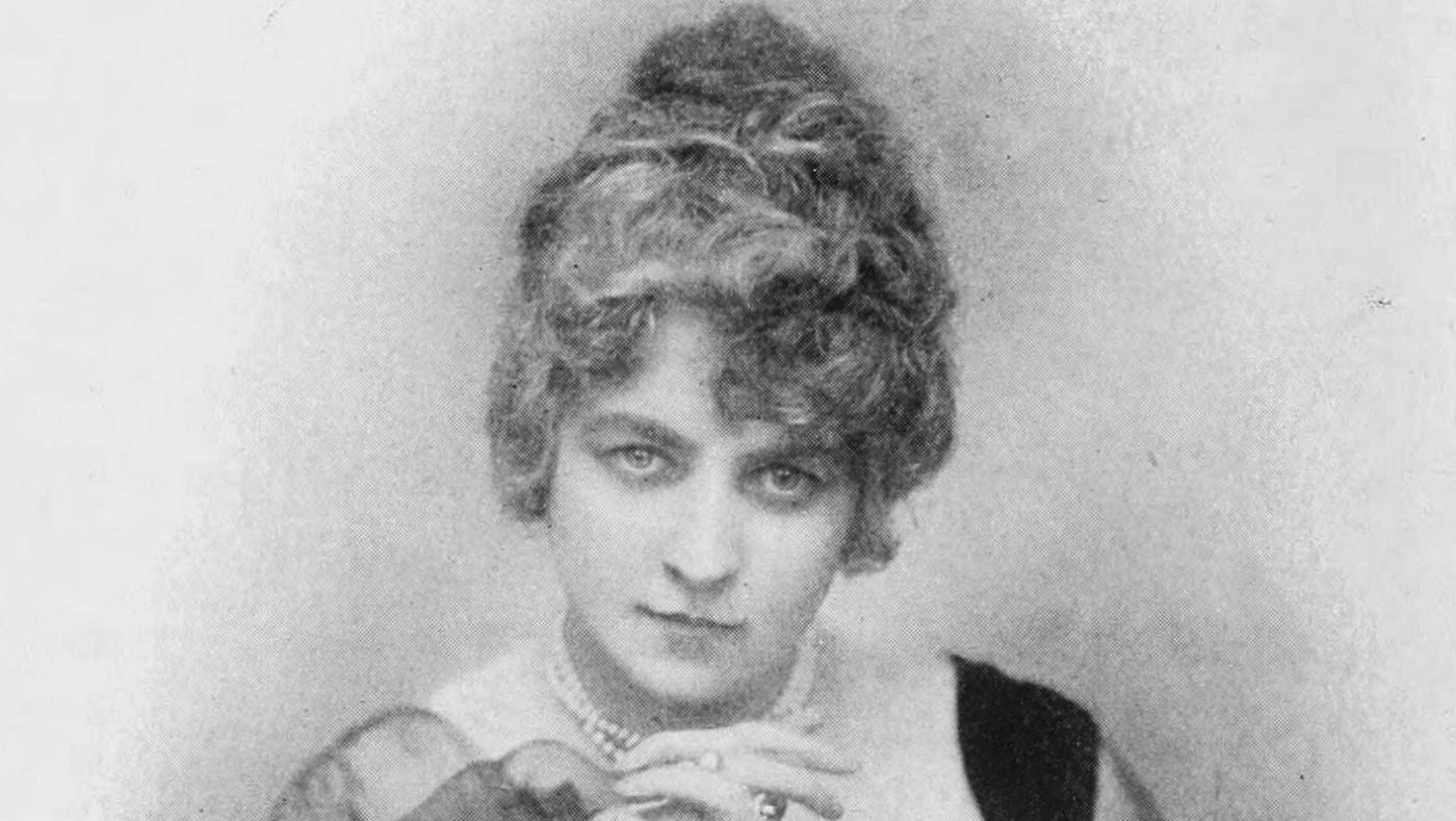 Jeanne Paquin, l'eclettica business woman. Jeanne Paquin
