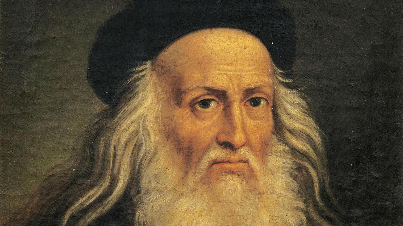 Museo del Tessuto di Prato celebra Leonardo. Ritratto del pittore