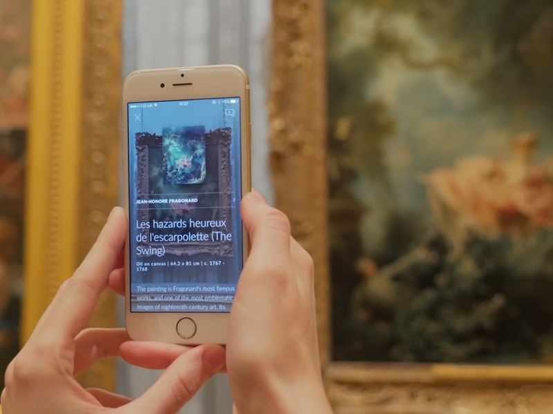 arte: le 5 nuove app sull'arte 2019.app di arte 2019