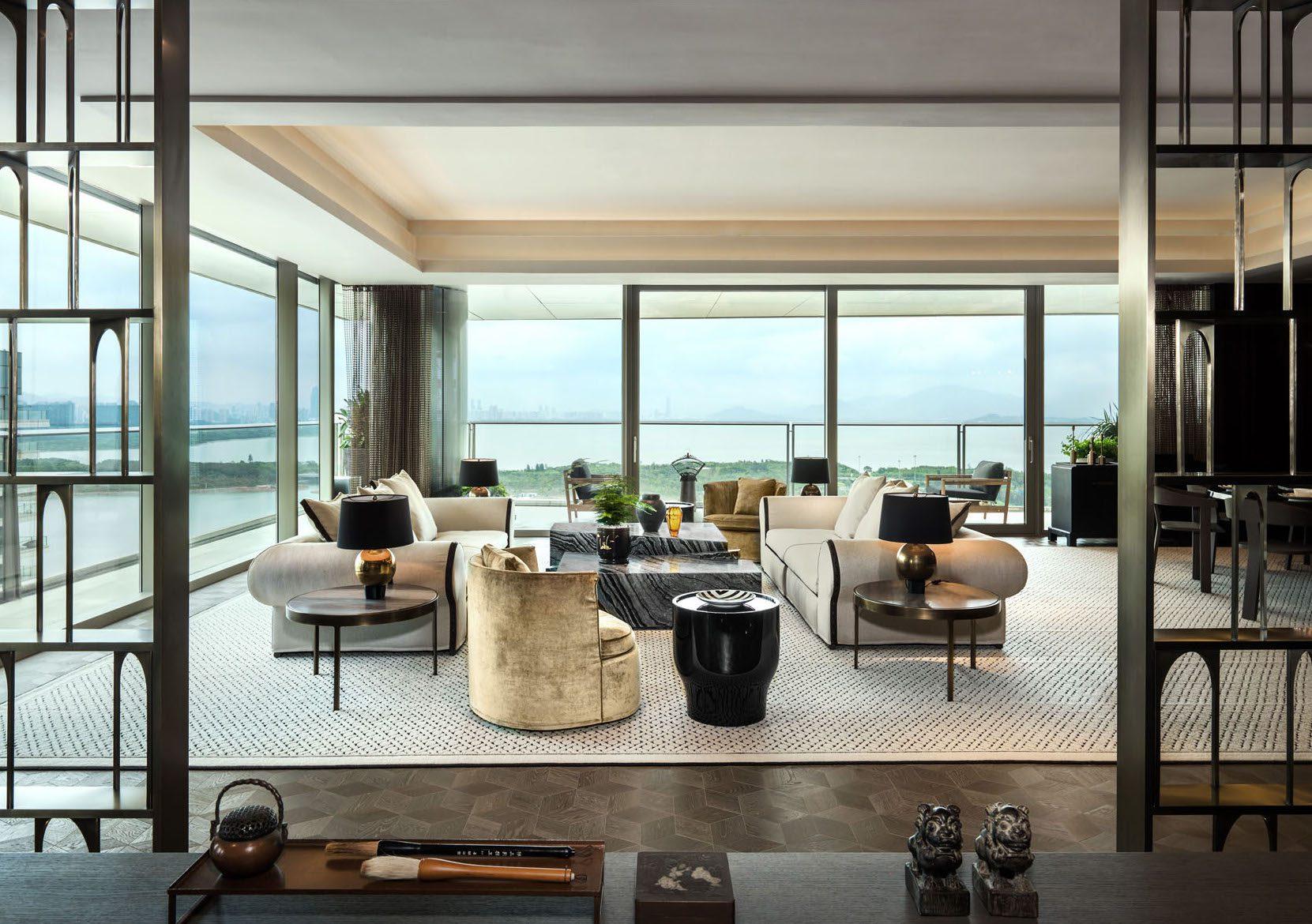 Tai Ping: interior design d'eccellenza