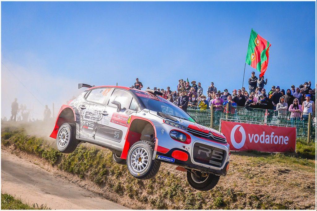 Citroen Italia debutta nel Campionato Italiano Rally con la C3 R5