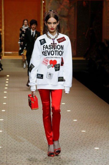 Outfit Dolce e Gabbana