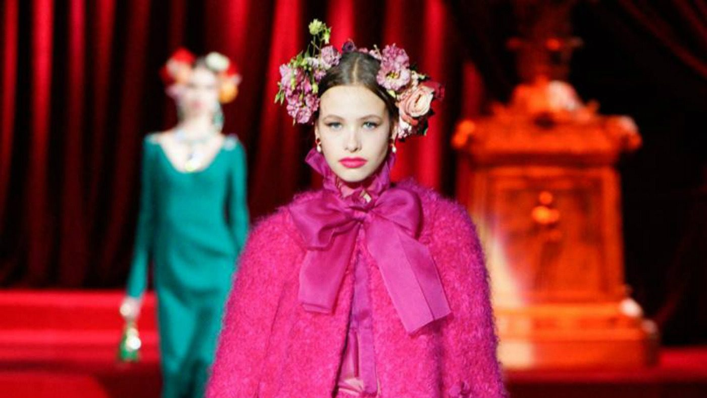Dolce&Gabbana FW19, elogio intimo all'eleganza.