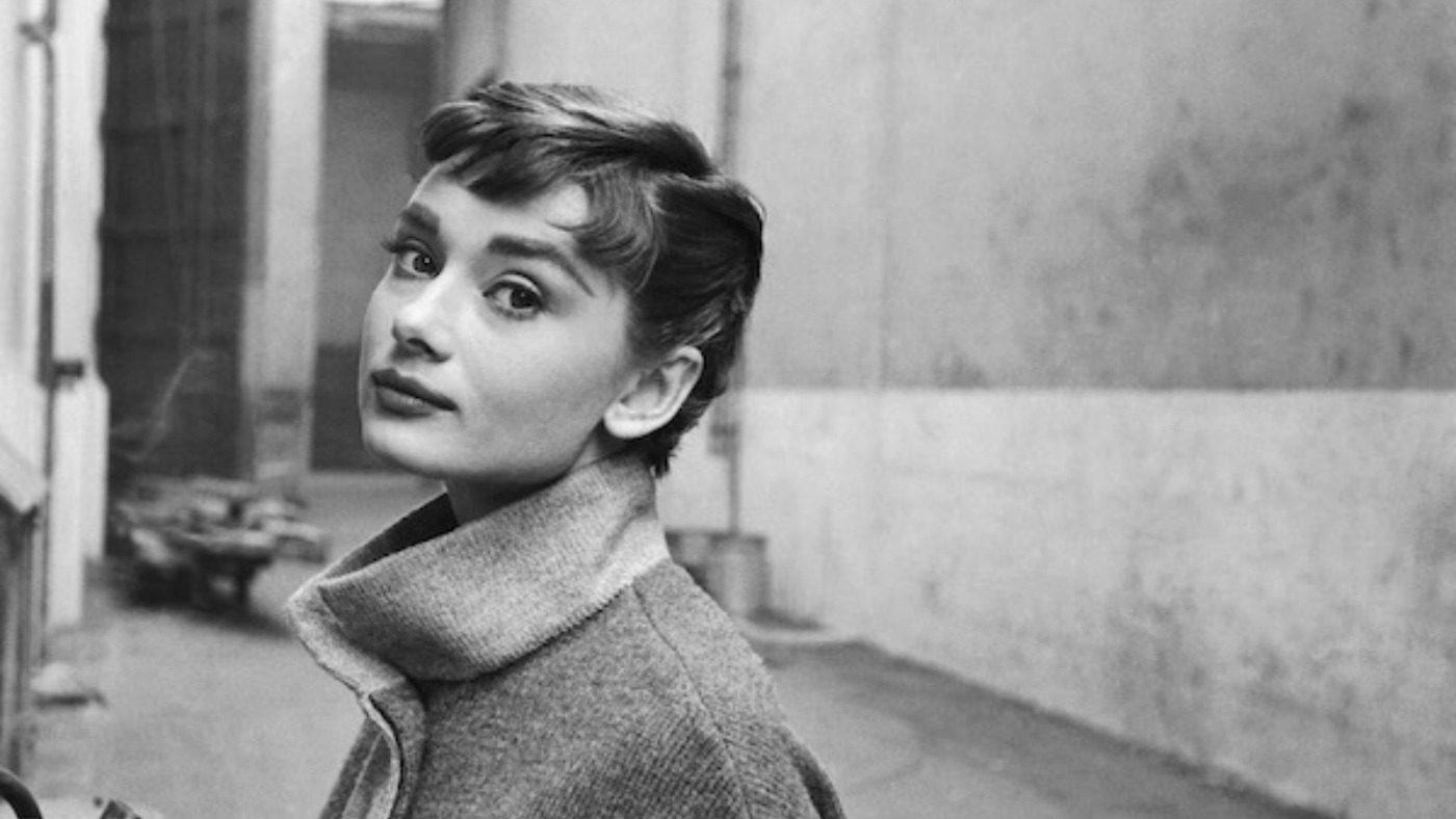 Mantova Outlet Vintage ospita Mark Shaw. Audrey Hepburn
