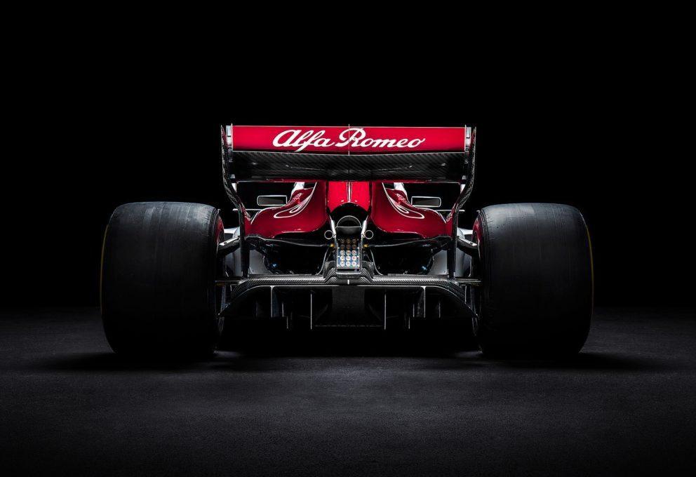 ALFA ROMEO RACING ARRIVA NEL CAMPIONATO F1 2019