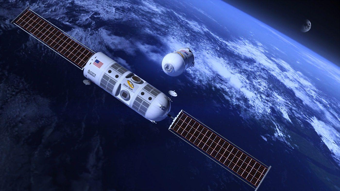 lifestyle: com'è il primo hotel nello spazio. hotel nello spazio