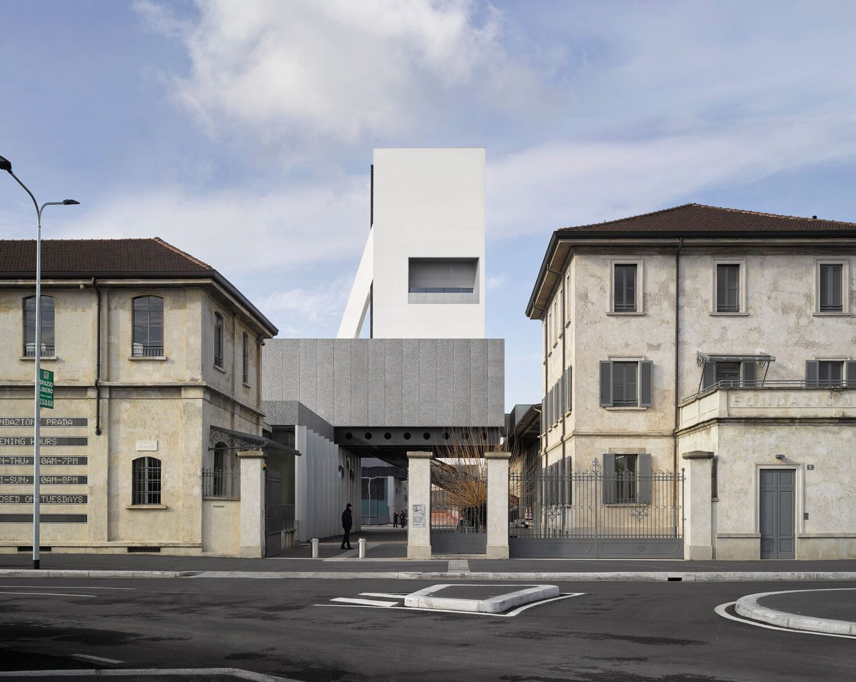 Mame Arte: Fondazione Prada: apre la torre di Rem Koolhaas