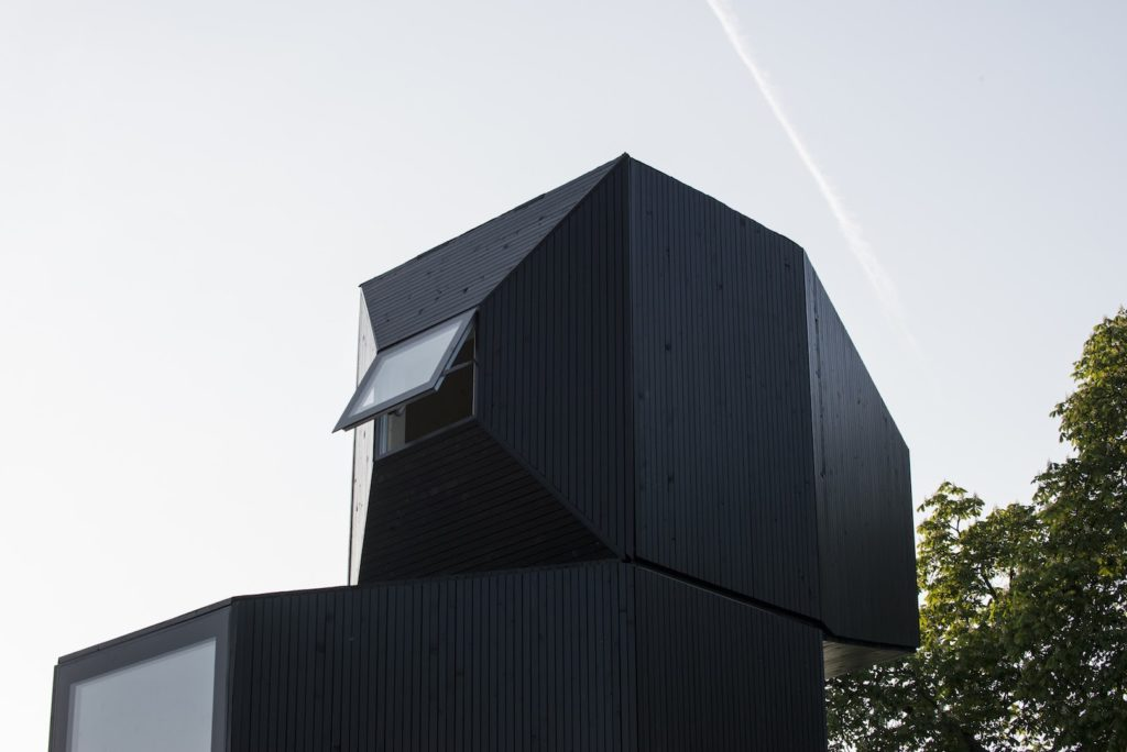 Mame Design: Fuorisalone 2018: Santambrogio Design District. INHABITS – Milano Design City: OFIS, Ofid Architects