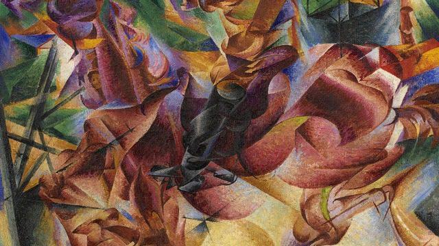 Mame arte CASIMIRO PORRO, FONDATORE DI FINARTE, SI RACCONTA IN UN LIBROUmberto-Boccioni-Elasticita-1912-olio-su-tela-cm-100x100-coll-Jucker-Museo-Del-Novecento
