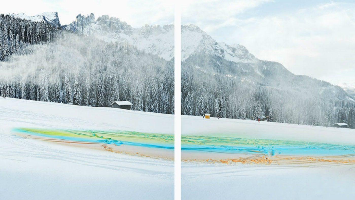 Philipp Messner è tra i protagonisti della mostra allo spazio Kunst Meran