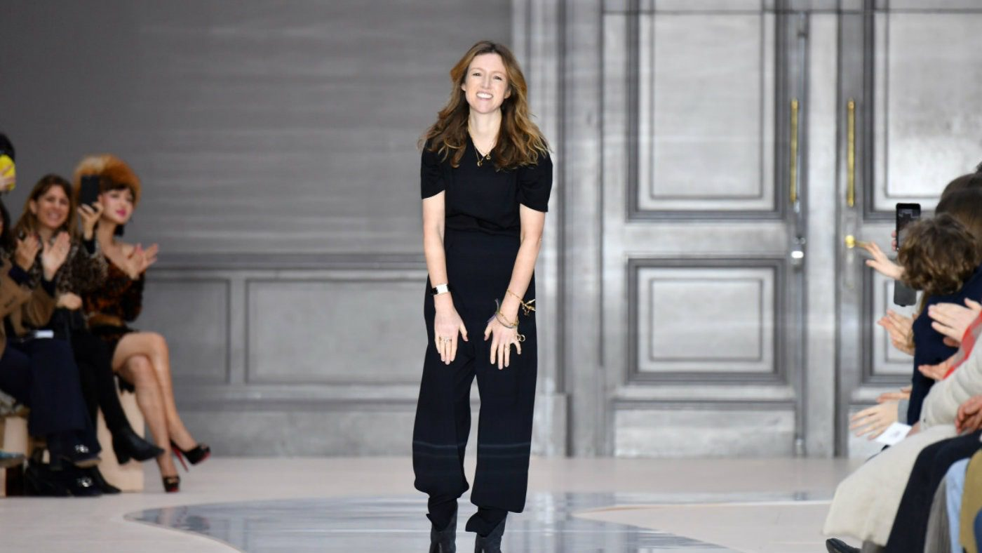 Givenchy a Pitti Uomo. Clare Waight Keller