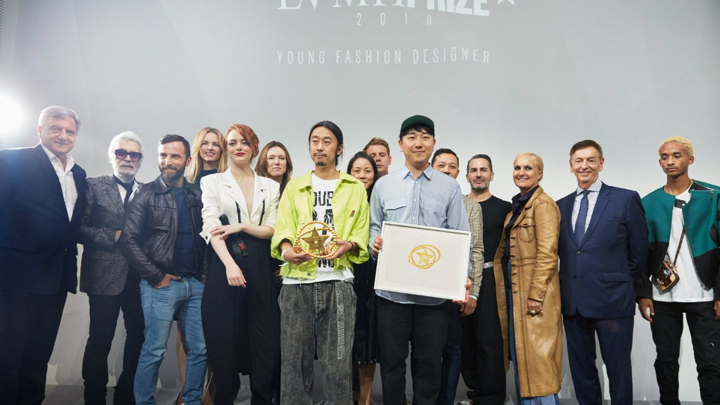 LVMH Prize 2019. Vincitore 2018
