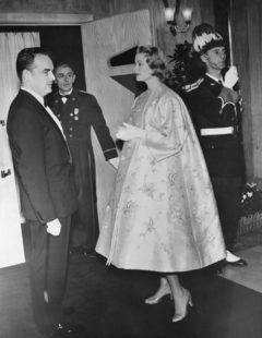 Soprabito Dior. 1956