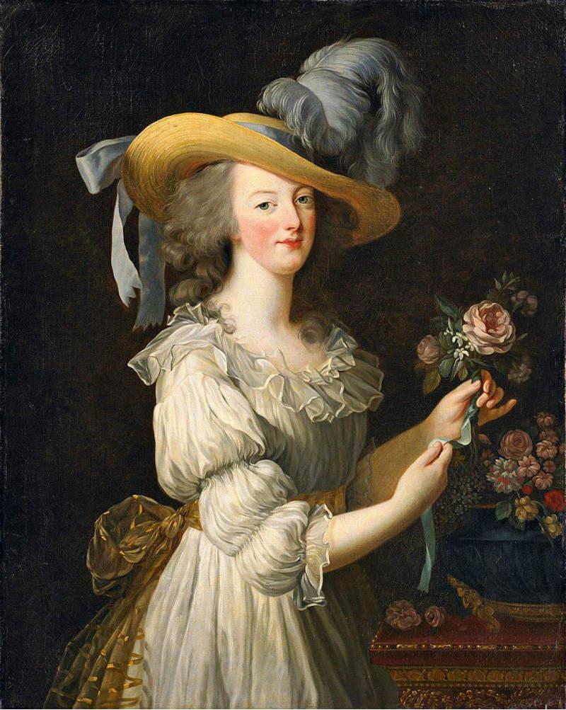 Maria Antonietta 1783