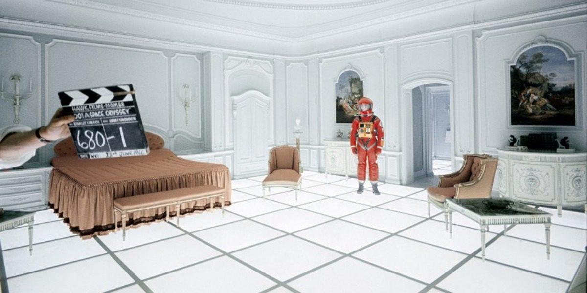 design: la mostra dedicata al cinema di stanley kubrick. mostra stanley kubrick