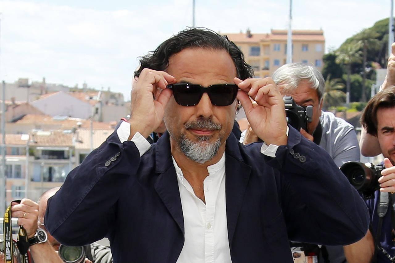 Inarritu Cannes