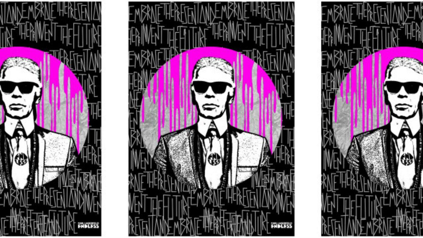 Pitti Uomo 96. Karl Lagerfeld by Endless
