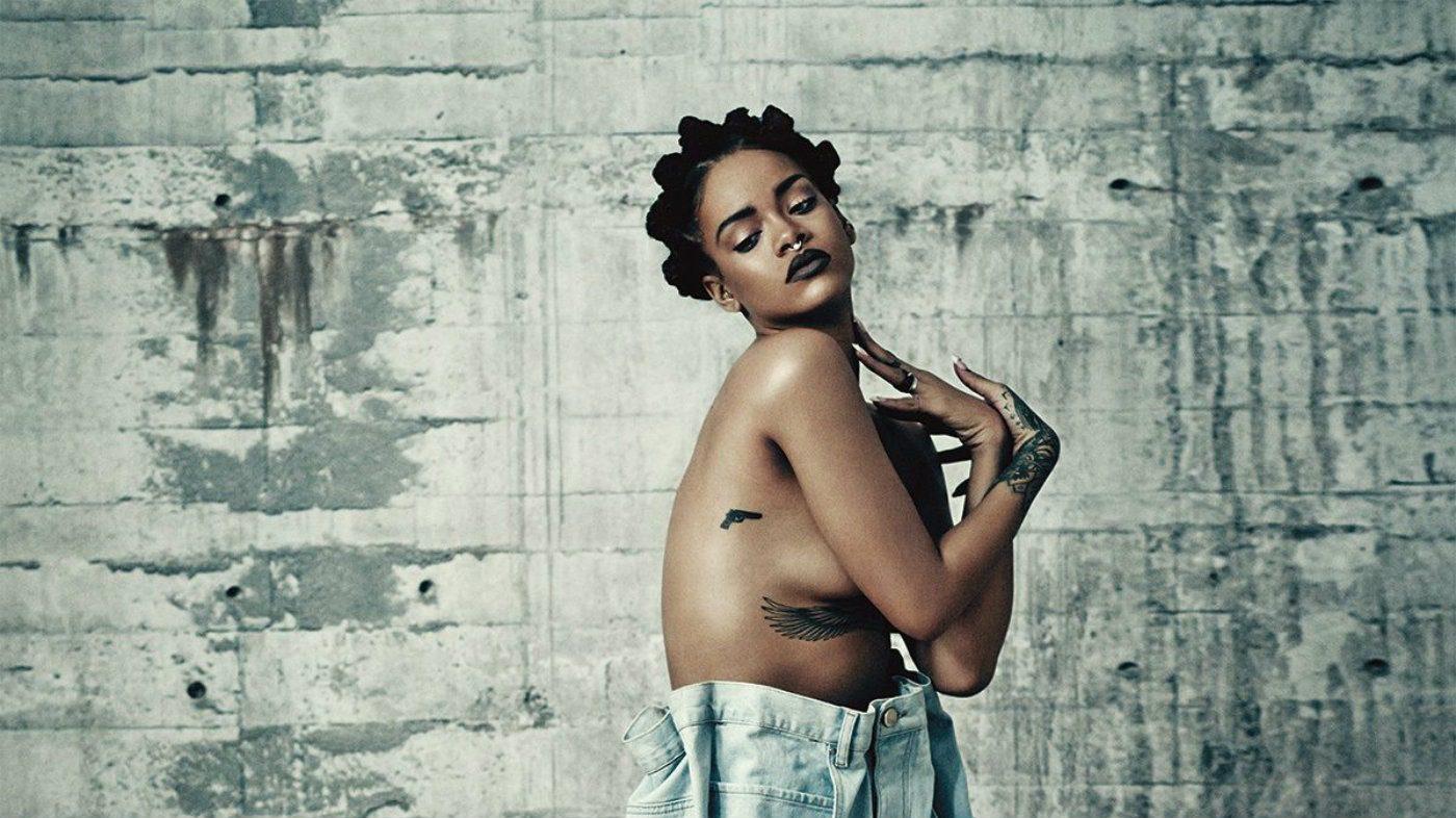 Calendario Pirelli 2020. Paolo Roversi Rihanna