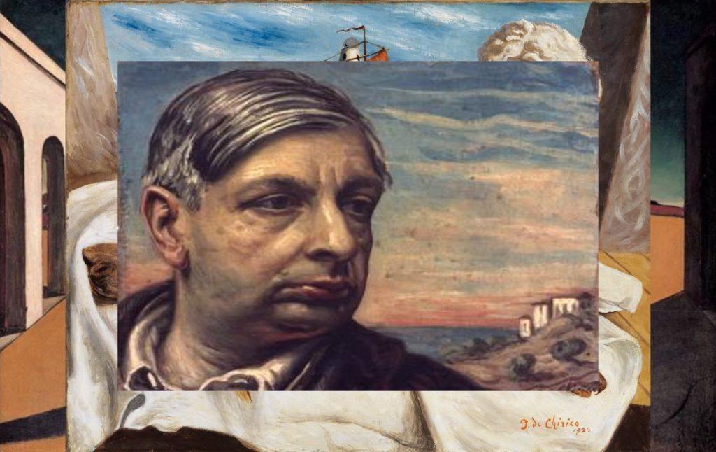 Mame-arte-LA-METAFISICA-DI-GIORGIO-DE-CHIRICO-A-PALAZZO-REALE-Giorgio-de-Chirico- Autoritratto