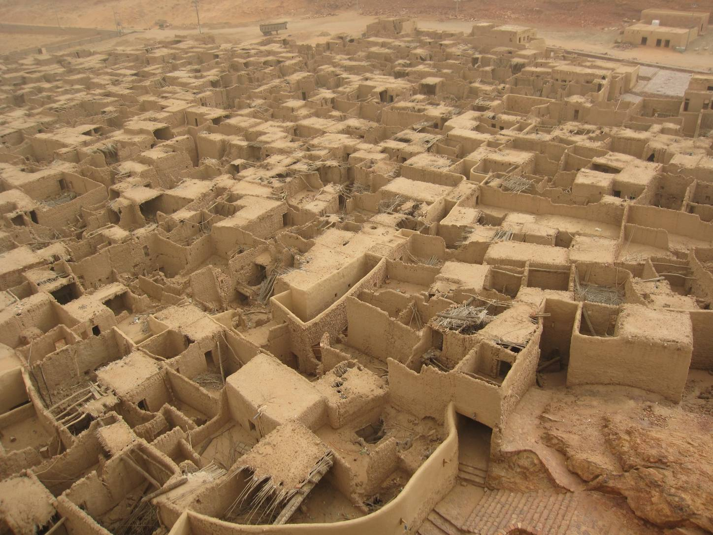 Al -Ula Jean Nouvel deserto