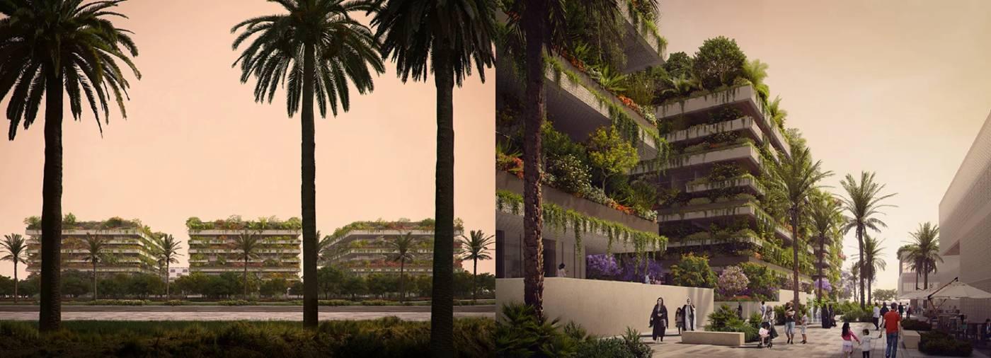 La verde architettura di Boeri in Africa