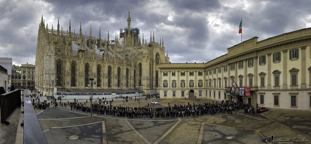Mame arte PALAZZO REALE, MUDEC E PAC: L'ESTATE CULTURALE MILANESE FA IL PIENO DI VISITATORI Palazzo Reale