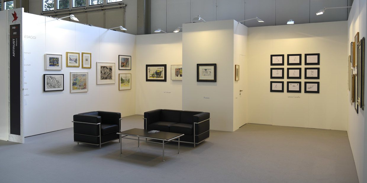WOPART 2019, WORK ON PAPER FAIR
