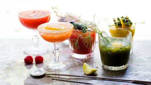 Mame food TORNA THEGINDAY, L'EVENTO DEDICATO AL DISTILLATO DEL GINEPRO gin cocktail