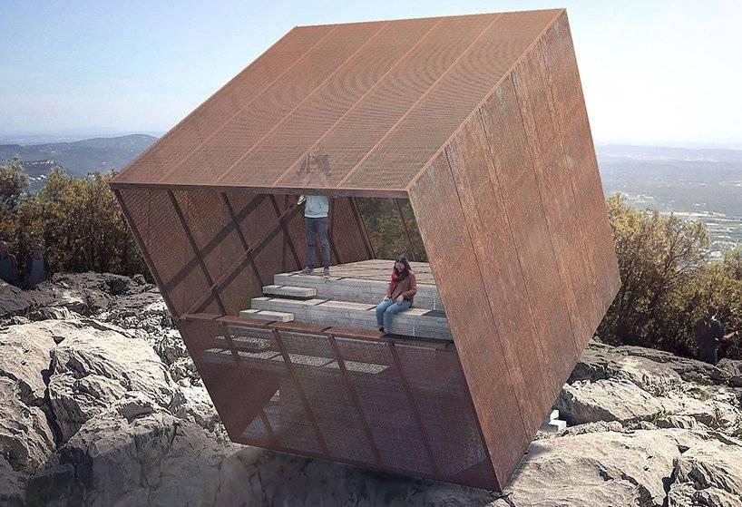 Tip-box il cubo precario di Benichou