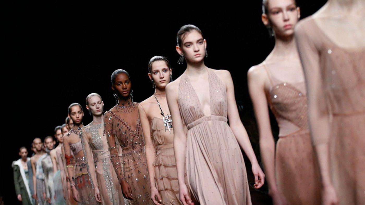 Calendario Paris Fashion Week ss20