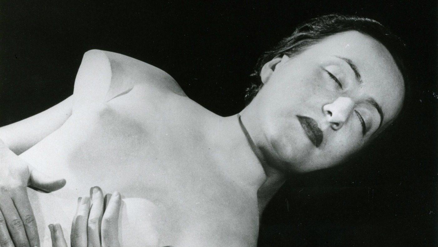 Scatto surrealista di Man Ray